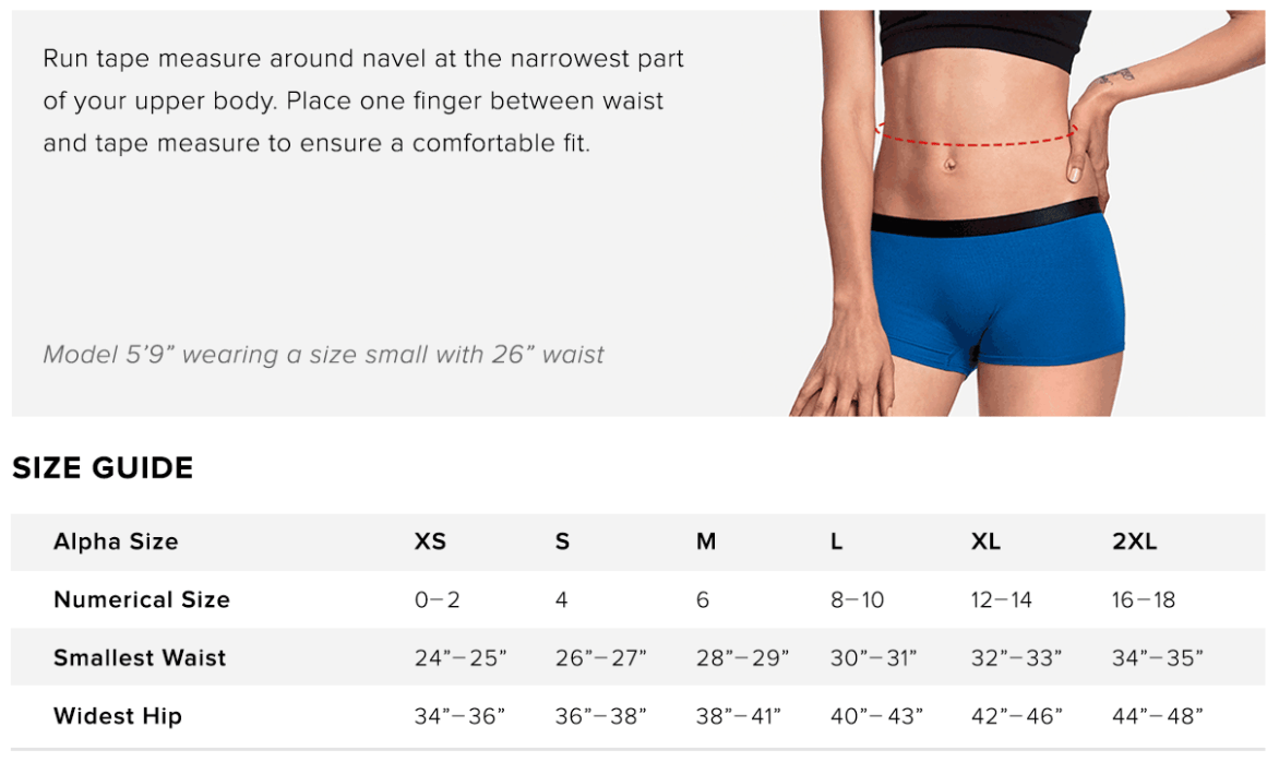 3cba82f0b52 What size undies are right for me  – MeUndies